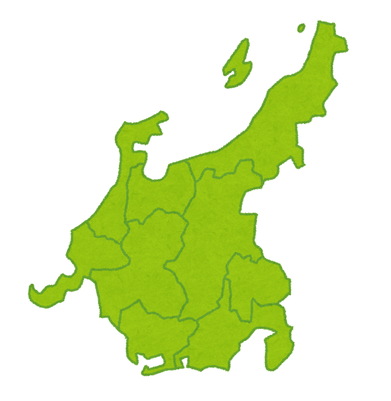 中部地方(愛知県を除く)の軽自動車検査協会