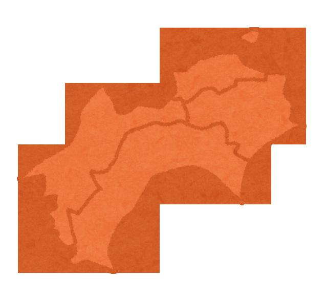 四国地方の軽自動車検査協会